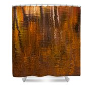 Dreamy Autumn Shower Curtain
