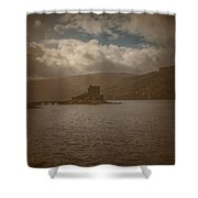 Dreamy Castle #g8 Shower Curtain