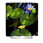 Dreamy Lotus Shower Curtain
