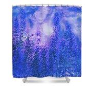 Dreamy Summer Shower Curtain