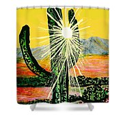 Drenched In Light  Shower Curtain