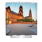 dresden 'II Shower Curtain
