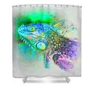 Dressed To Kill Shower Curtain