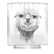 Drew Shower Curtain