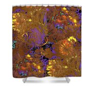 Dried Delight 2 Shower Curtain