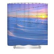 Drifting Away Shower Curtain