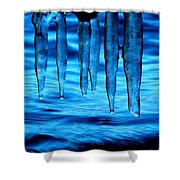 Drink Tahoe Tap Shower Curtain