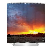 Drink The Sky  Shower Curtain