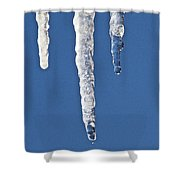 Drip Shower Curtain