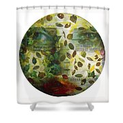 Dripping Souls Shower Curtain