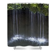 Dripping Springs Shower Curtain