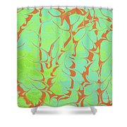 Drive Naked - V1cfs100 Shower Curtain