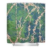 Drive Naked - V1lsg100 Shower Curtain