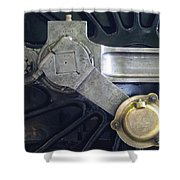 Pacific Locomotive - Drive Shower Curtain