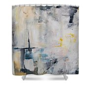Driving Force - Story Of A Love Shower Curtain
