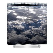 Drop Everything - Let's Roll Shower Curtain