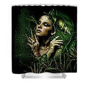 Drops Of Dew Shower Curtain