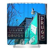 Drugs Shower Curtain
