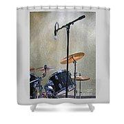 Drummers Joy Shower Curtain