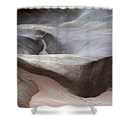 Dry Creek Shower Curtain by Bob Christopher