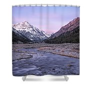 Dry Creek Shower Curtain