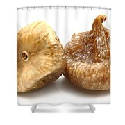Dry Figs Shower Curtain