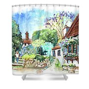 Dunster 15 Shower Curtain