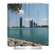 Dubai Shower Curtain