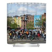 Dublin Day Shower Curtain