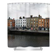 Dublin_2 Shower Curtain