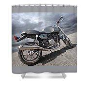 Ducati Gt 1000 Shower Curtain
