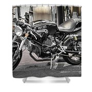 Ducati Sport 1000 Shower Curtain