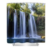 Duden Waterfall - Turkey Shower Curtain