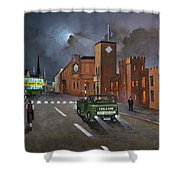 Dudley, Capital Of The Black Country Shower Curtain by Ken Wood