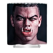 Dudley O'shaughnessy Shower Curtain