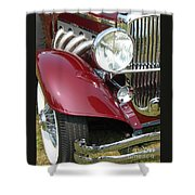 Duesenberg Sj Shower Curtain