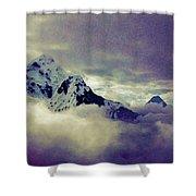 Dughla, Nepal Shower Curtain