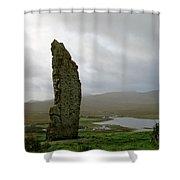 Duirinish Stone Shower Curtain