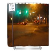 Duke And Chestnut Shower Curtain