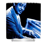 Duke Ellington Shower Curtain