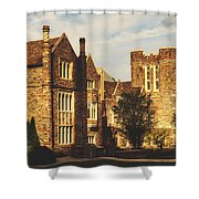 Duke University Campus Shower Curtain