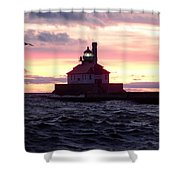 Duluth Dreaming Shower Curtain