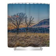 Dumgoyne Shower Curtain