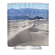Dumont Dunes 18 Shower Curtain by Jim Thompson