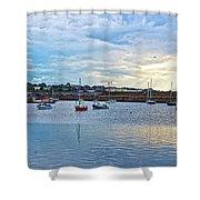 Dun Laoghaire 12 Shower Curtain