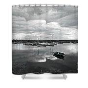 Dun Laoghaire 21 Shower Curtain