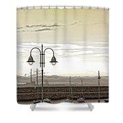 Dun Laoghaire 39 Shower Curtain