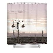 Dun Laoghaire 41 Shower Curtain