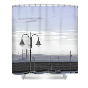 Dun Laoghaire 42 Shower Curtain