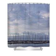 Dun Laoghaire 45 Shower Curtain